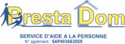 Prestadom Logo